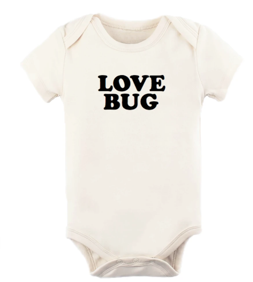 Love Bug Organic Bodysuit