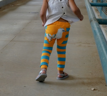 Load image into Gallery viewer, Llama Leggings