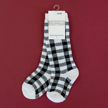 Load image into Gallery viewer, Knee Highs / Buffalo Plaid
