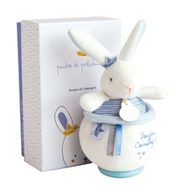 Load image into Gallery viewer, Sailor Bunny Music Plush / Blue
