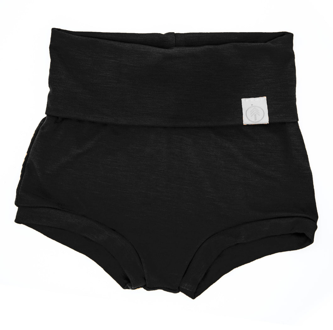 Bamboo Shorties / Black