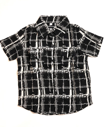 party shirt black