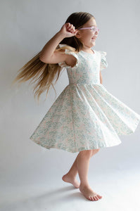 Olivia Dress in Magical Unicorn