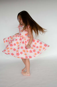 Olivia Dress in Blossom