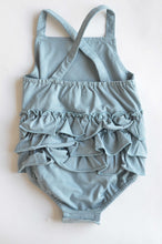 Load image into Gallery viewer, The Romper in Dusty Blue