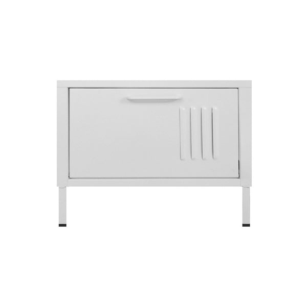 Mesa de Centro Mini Pop Blanco Mate