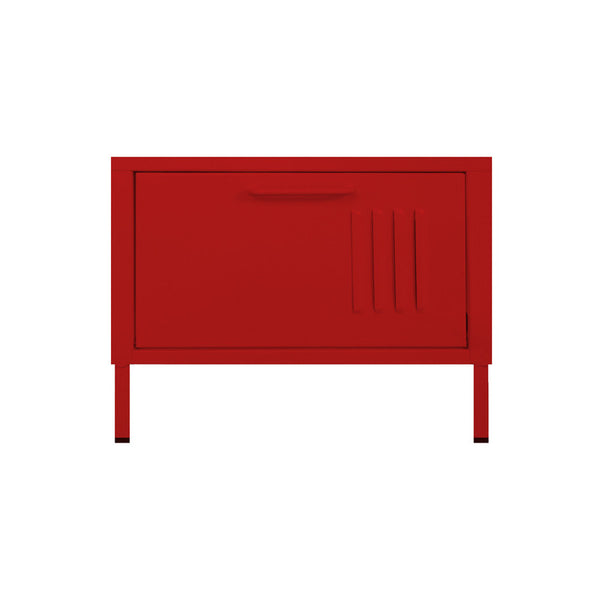 Mesa de Centro Mini Pop Rojo