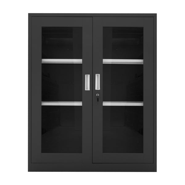 Storage medio vidrio Black