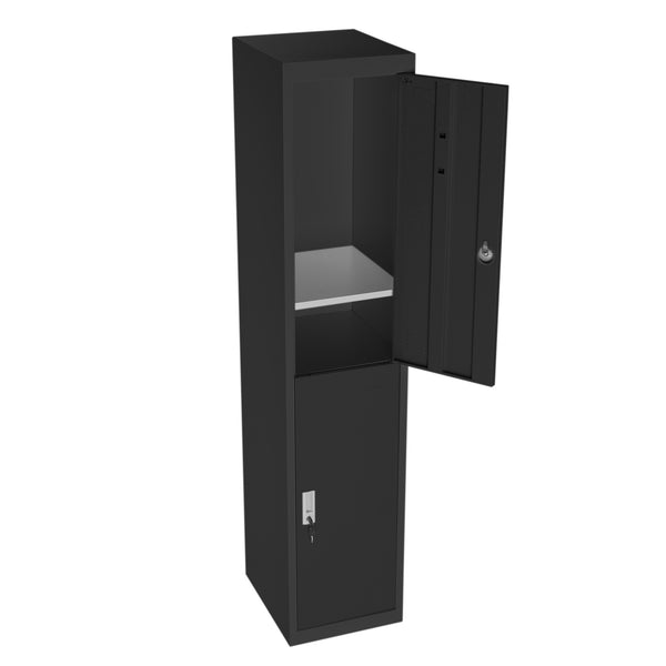 Lockers Black 1-2