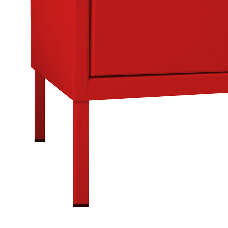 Rack Vinilo Pop Rojo