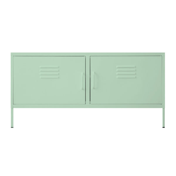 Rack Tv Pop Verde Menta