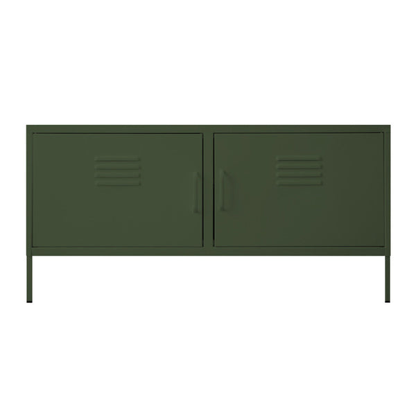 Rack Tv Pop Verde Oliva