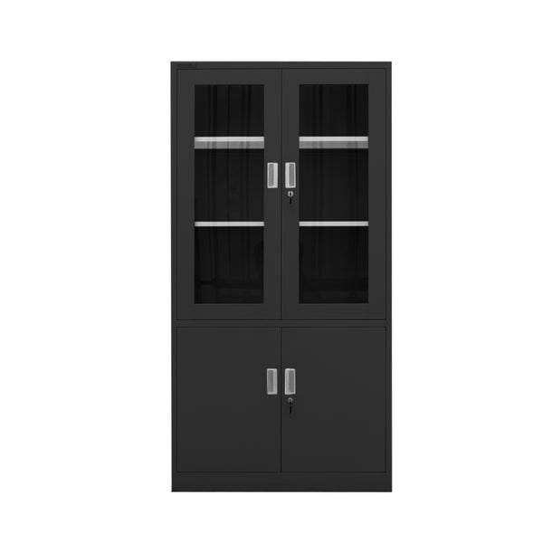 Storage vidrio 1/2 Black