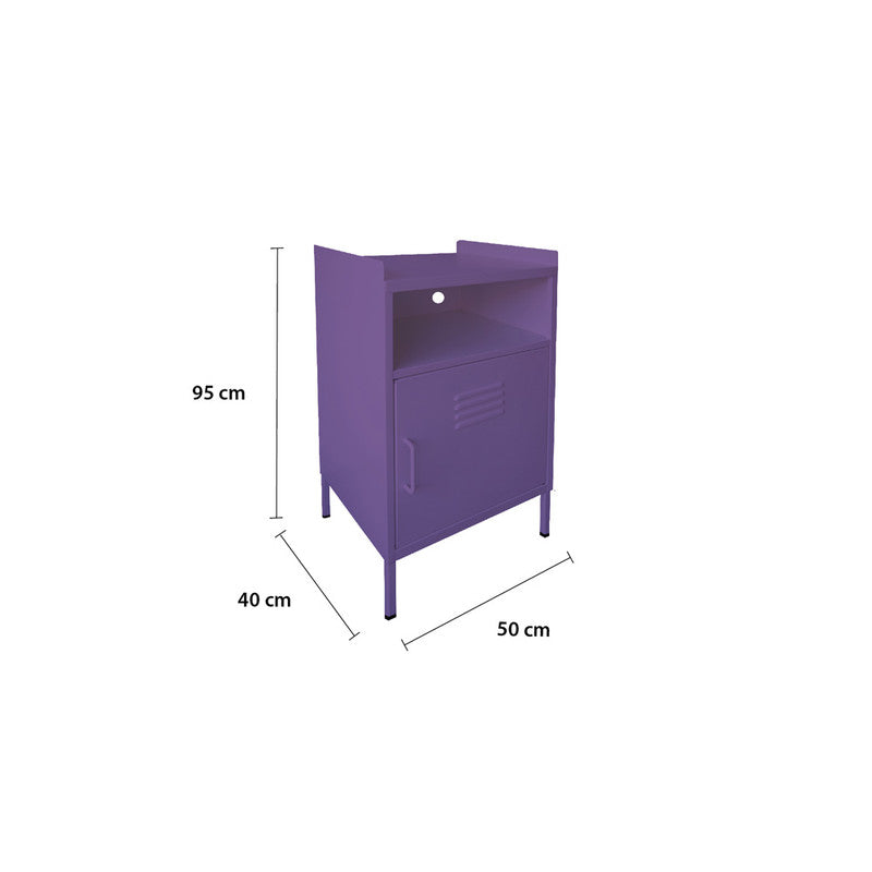 Rack Vinilo Pop Violeta