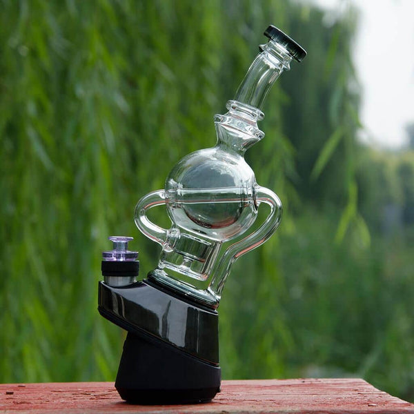 Ball Rig Glass Attachment for Puffco Peak BoroTech Official