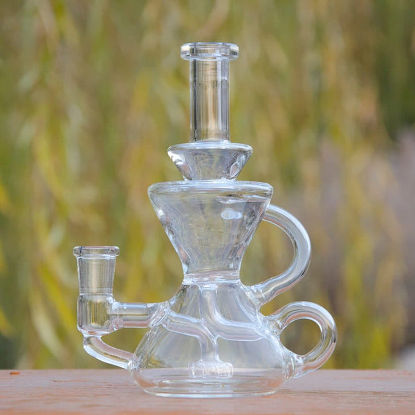 HOUR RECYCLER | DAB RIG | BOROTECH Harrydabs BoroTech