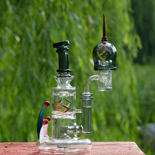 SPINNING DAB RIG  | BOROTECH BoroTech Official
