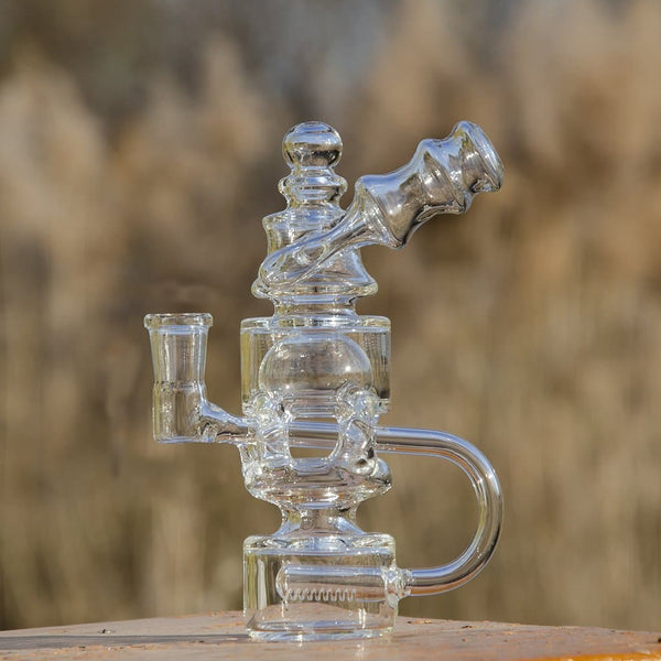 SWISS RECYCLER | DAB RIG | BOROTECH Harrydabs BoroTech