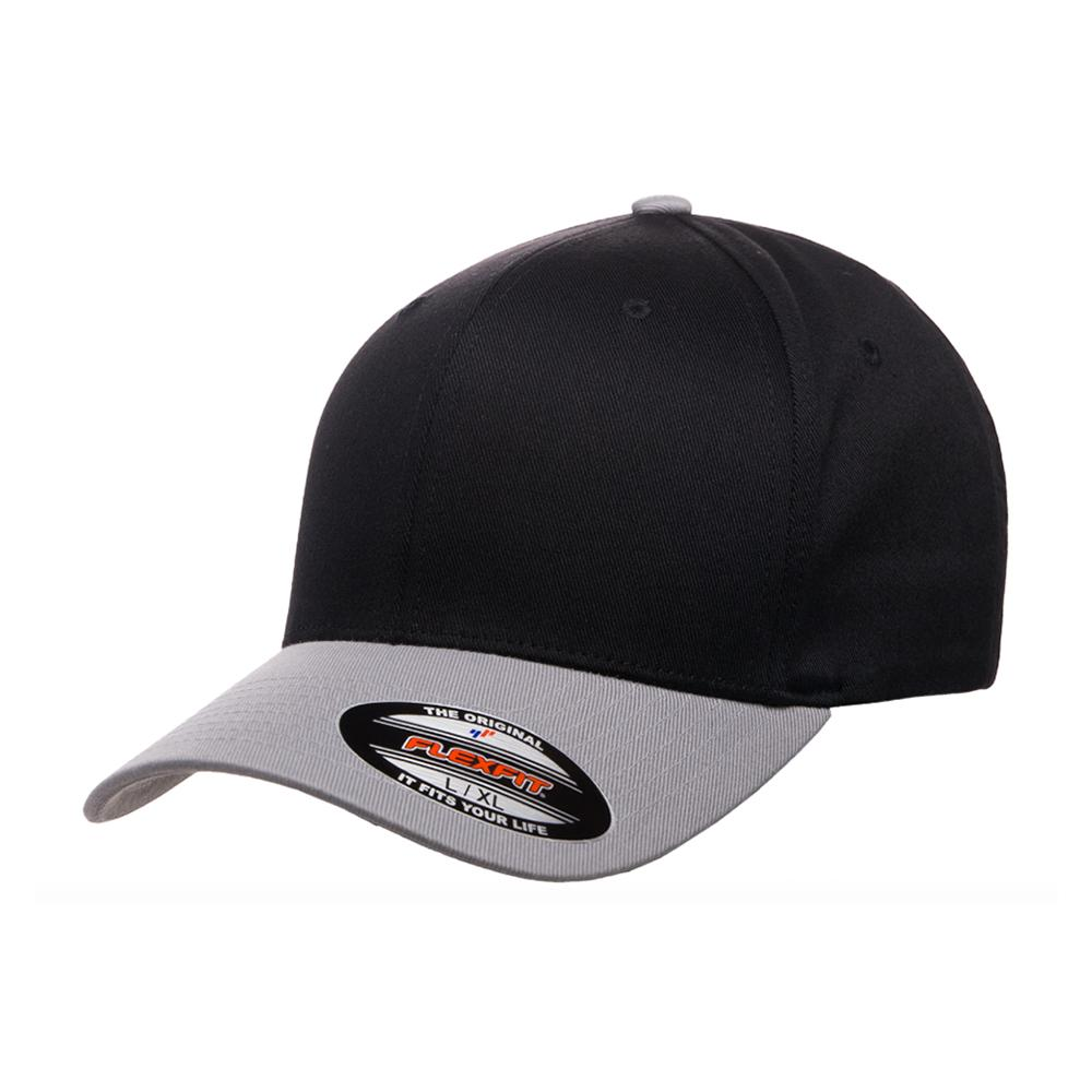 Flexfit - Baseball Original - Flexfit - Black/Silver
