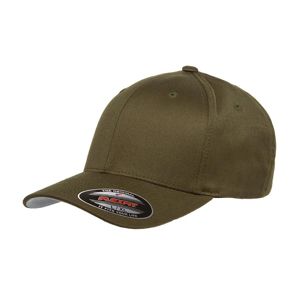 Flexfit - Baseball Original - Flexfit - Olive