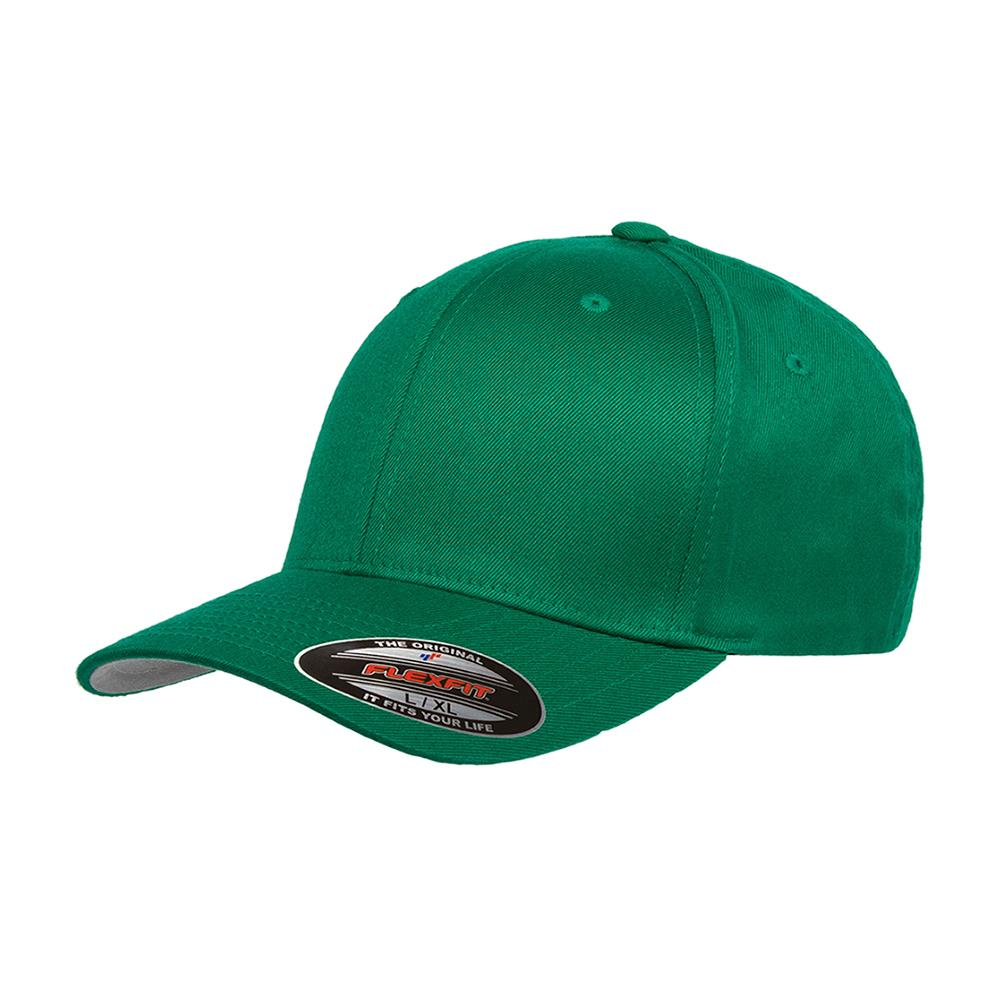 Flexfit - Youth Baseball - Flexfit - Pepper Green