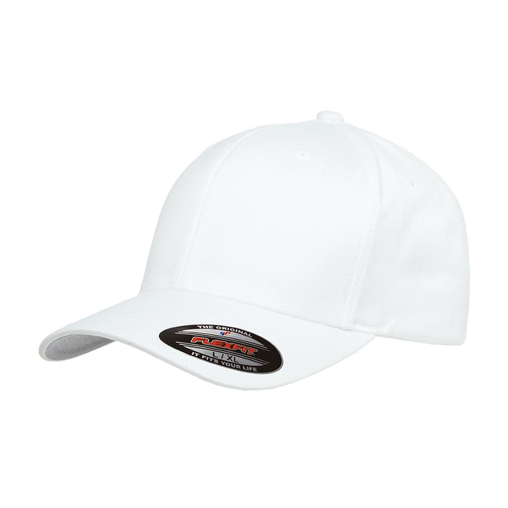 Flexfit - Youth Baseball - Flexfit - White