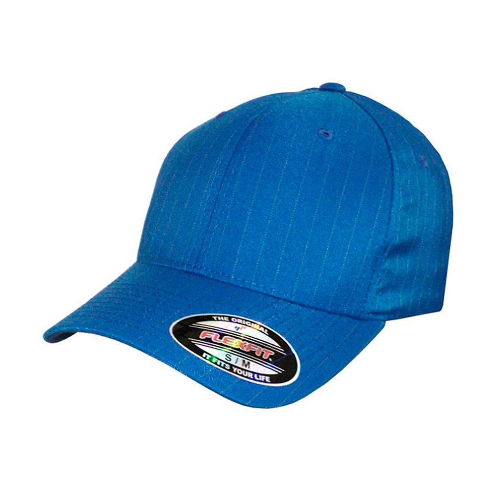Flexfit - Baseball Pinstripe - Flexfit - Blue