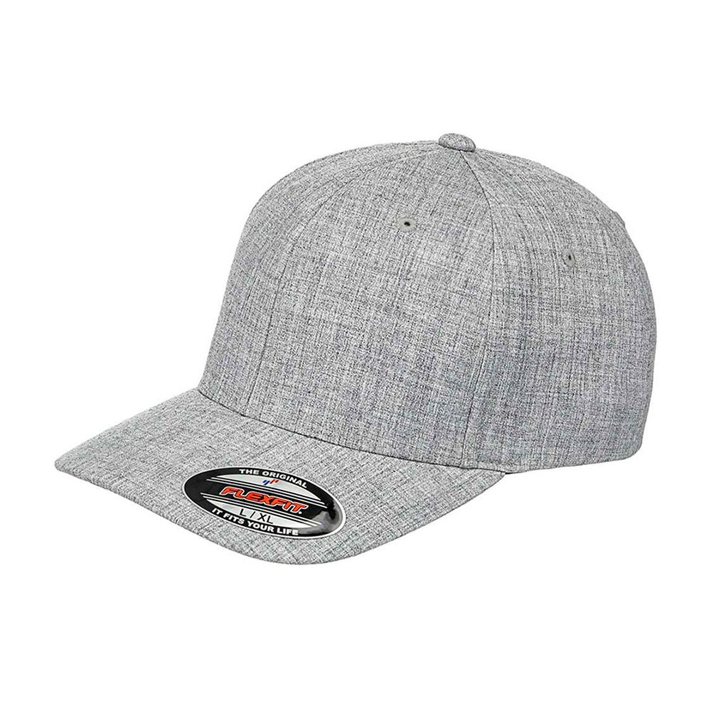 Flexfit - Baseball Special - Flexfit - Heather Grey