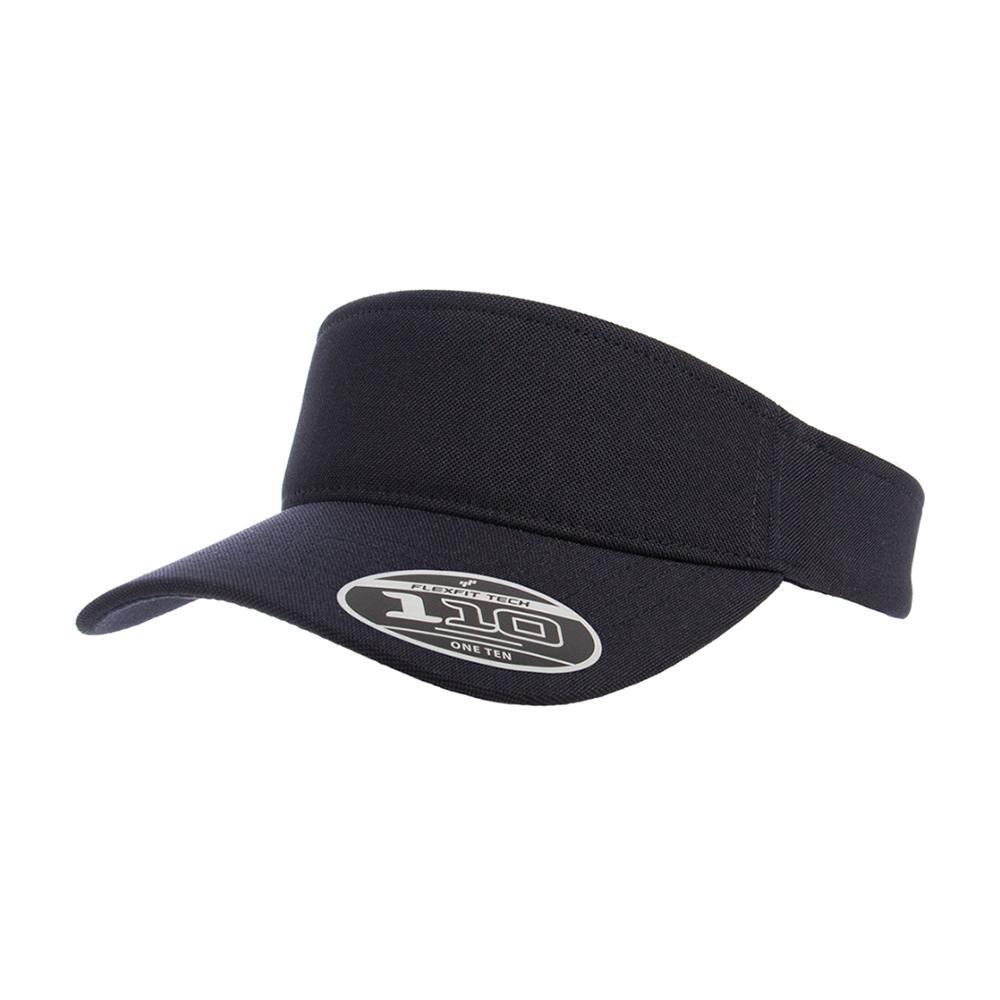 Flexfit - Sunvisor Cap - Adjustable - Black