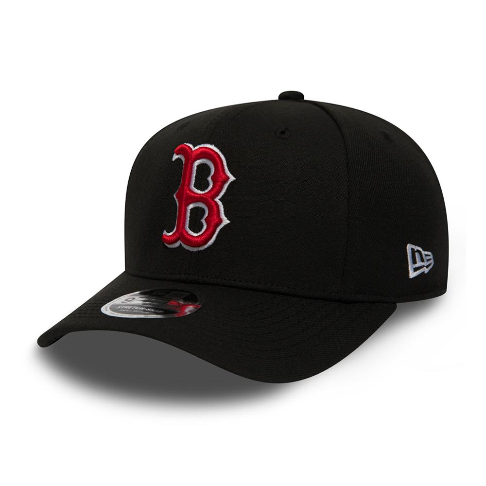 New Era - Boston Red Sox Stretch Snap 9Fifty - Snapback - Black