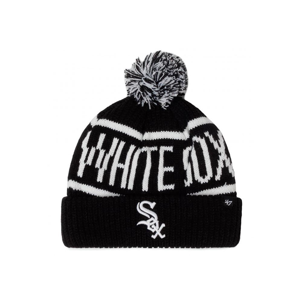 47 Brand - Chicago White Sox Calgary - Beanie - Black/White