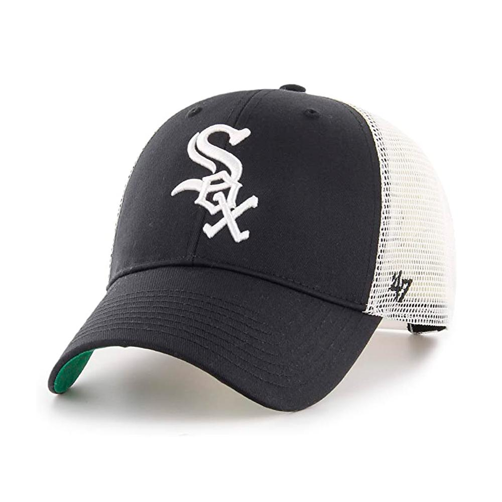 47 Brand - Chicago White Sox MVP Branson - Trucker/Snapback - Black/White