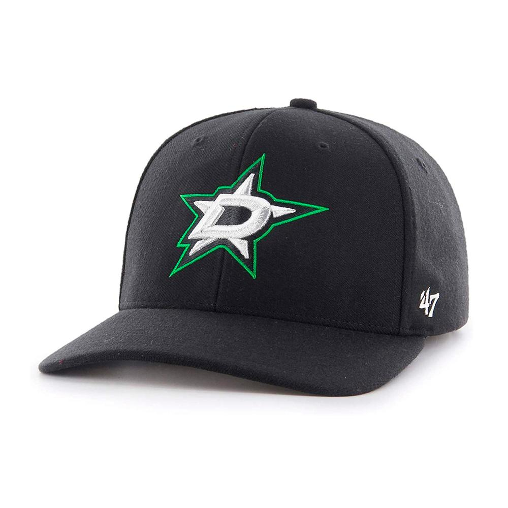 47 Brand - Dallas Stars Contender - Flexfit - Black