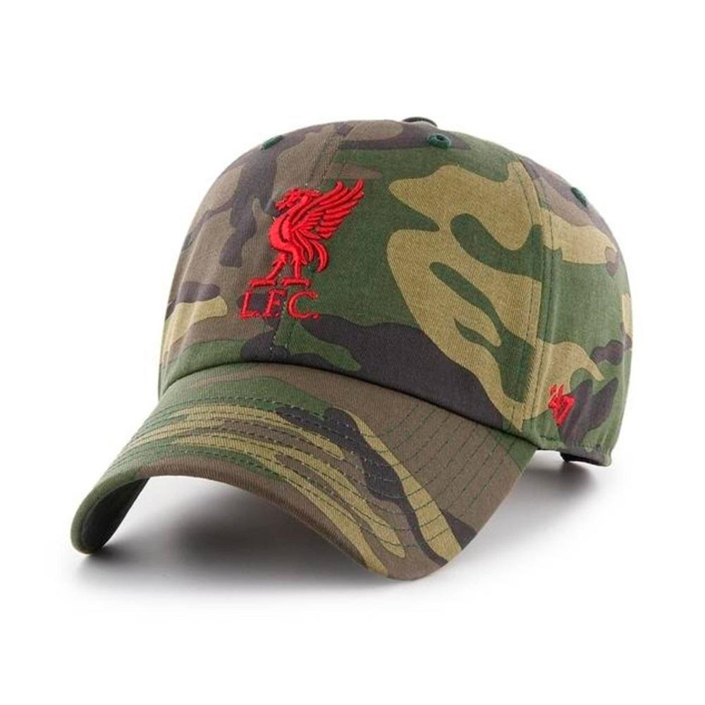 47 Brand - Liverpool FC Clean Up - Adjustable - Camo