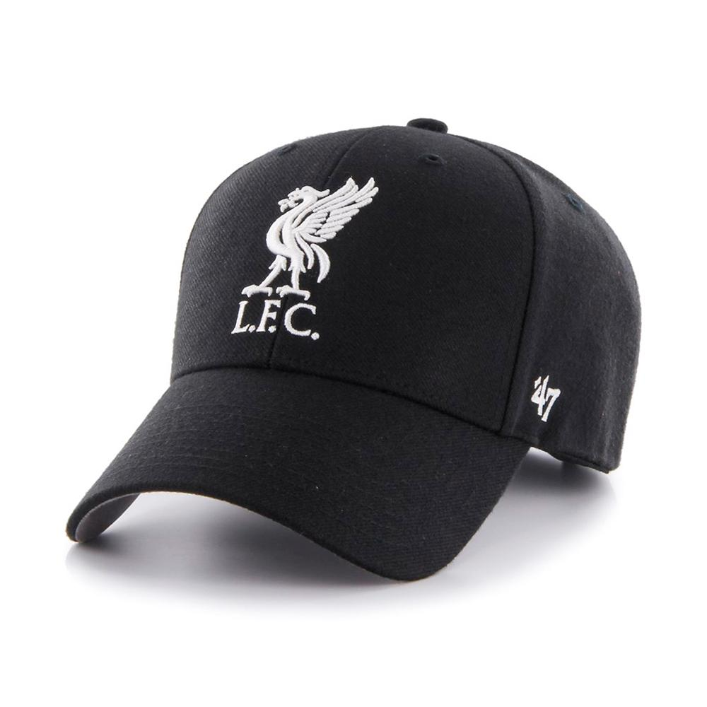 47 Brand - Liverpool FC MVP - Adjustable - Black