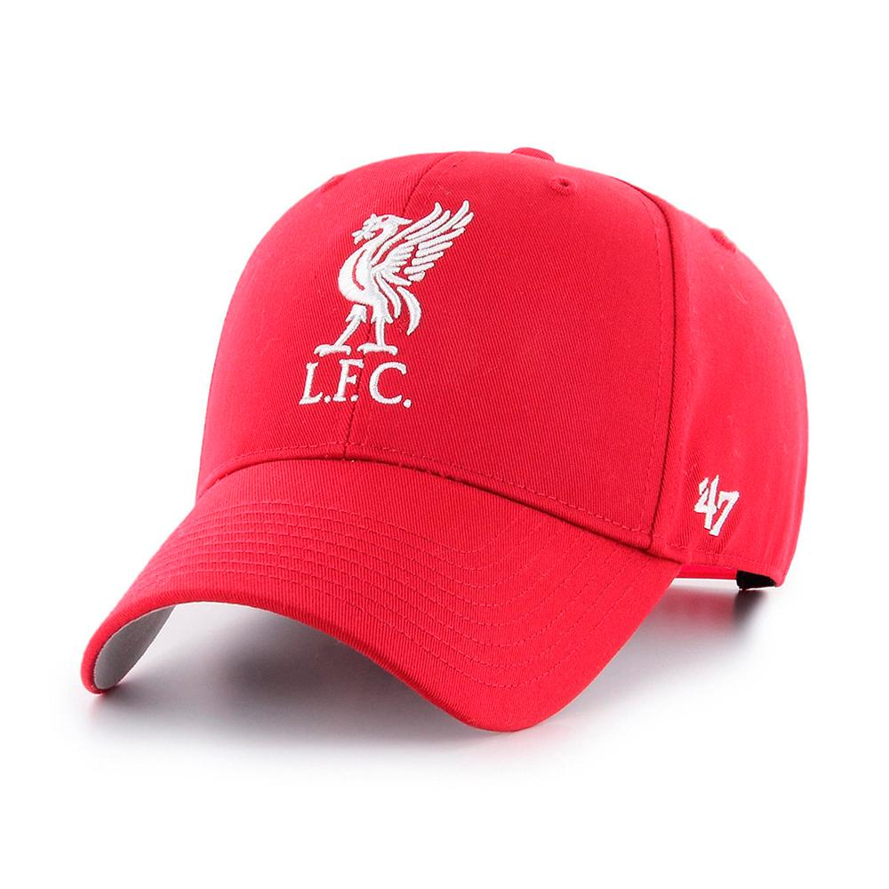 47 Brand - Liverpool FC MVP - Adjustable - Red/White