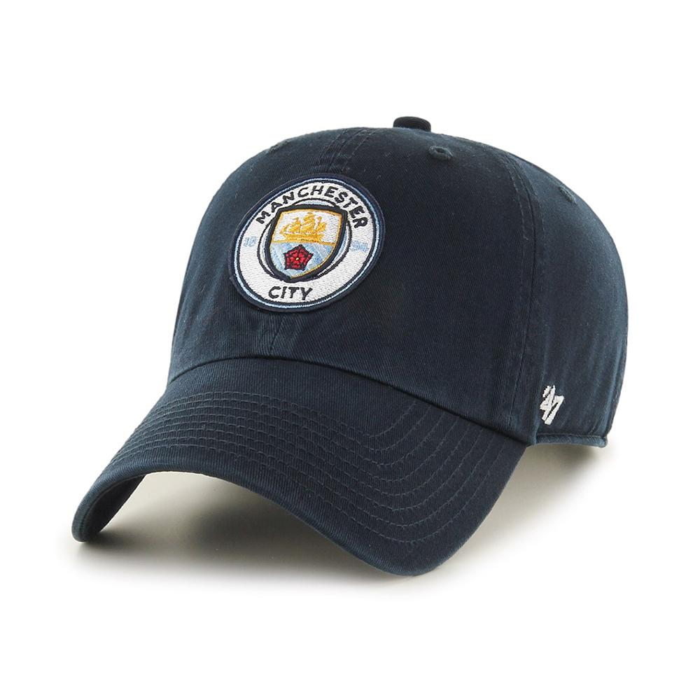 47 Brand - Manchester City Clean Up - Adjustable - Navy