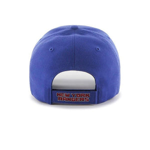 47 Brand - NY Rangers MVP - Adjustable - Blue