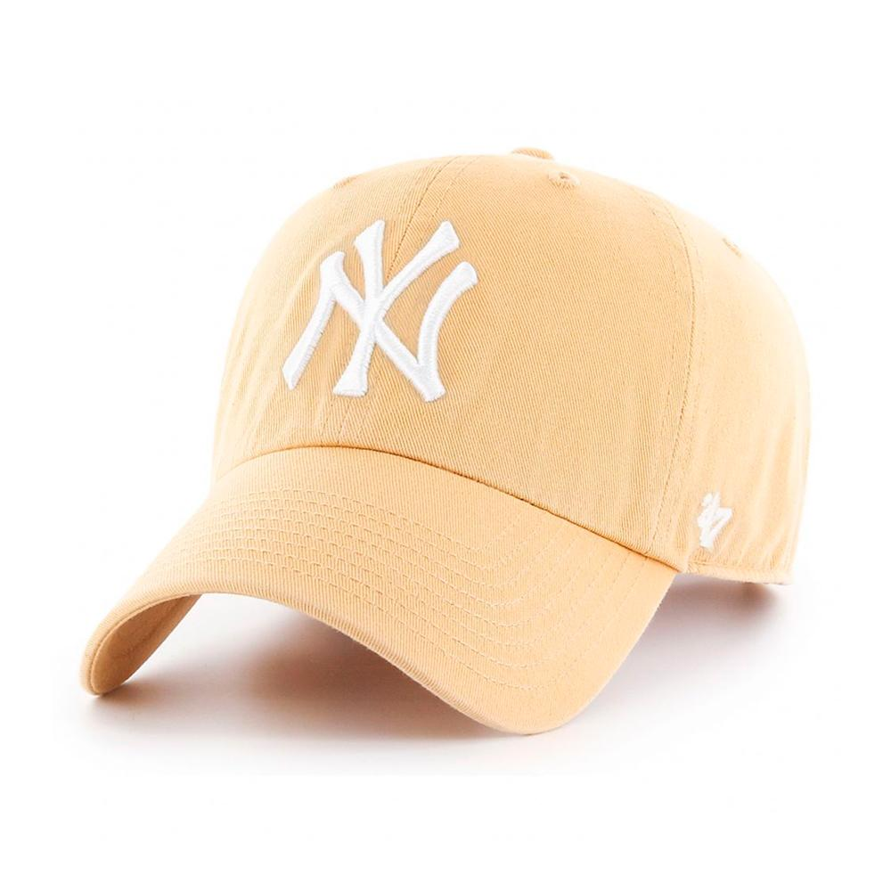 47 Brand - NY Yankees Clean UP - Adjustable - Light Tan/White