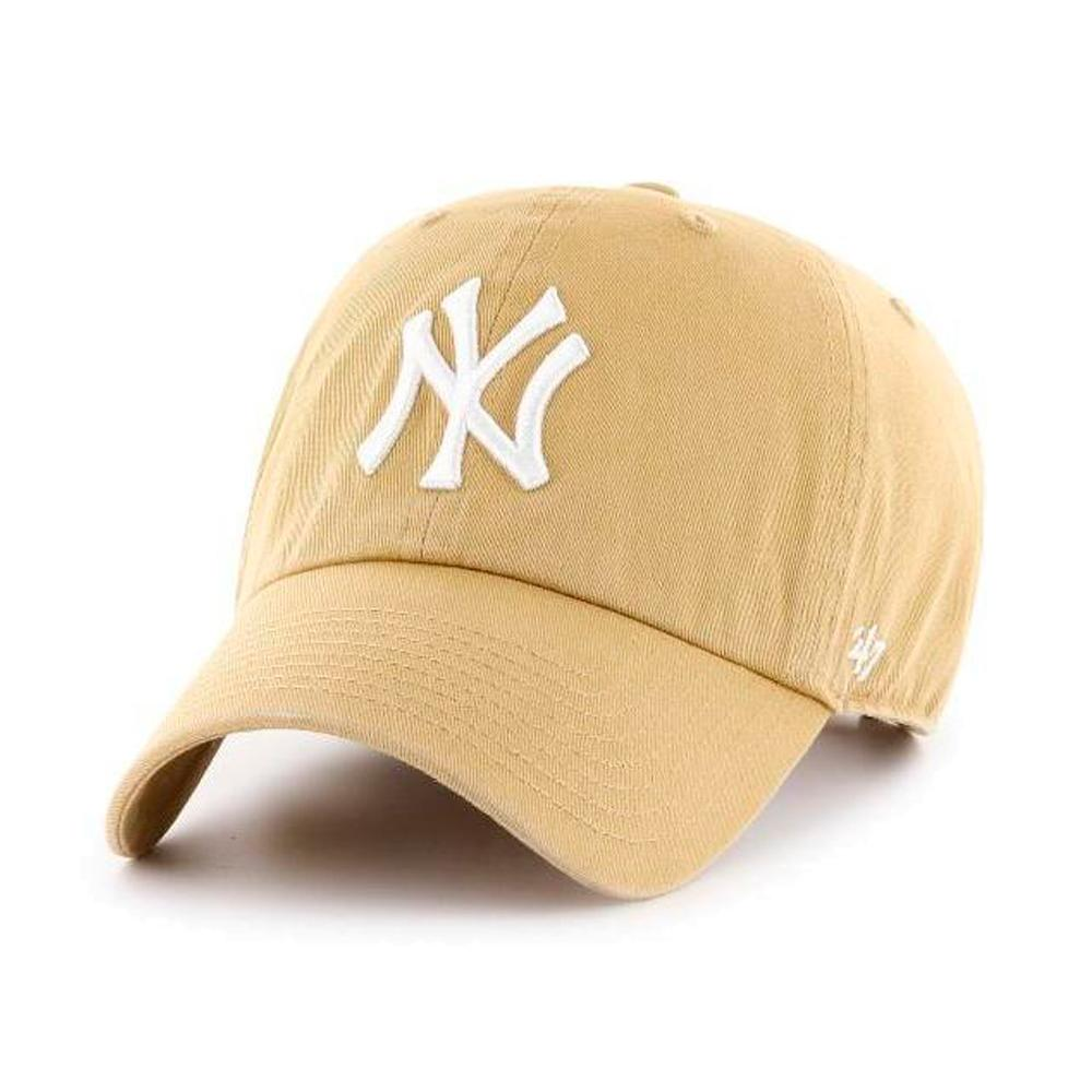 47 Brand - NY Yankees Clean Up - Adjustable - Old Gold