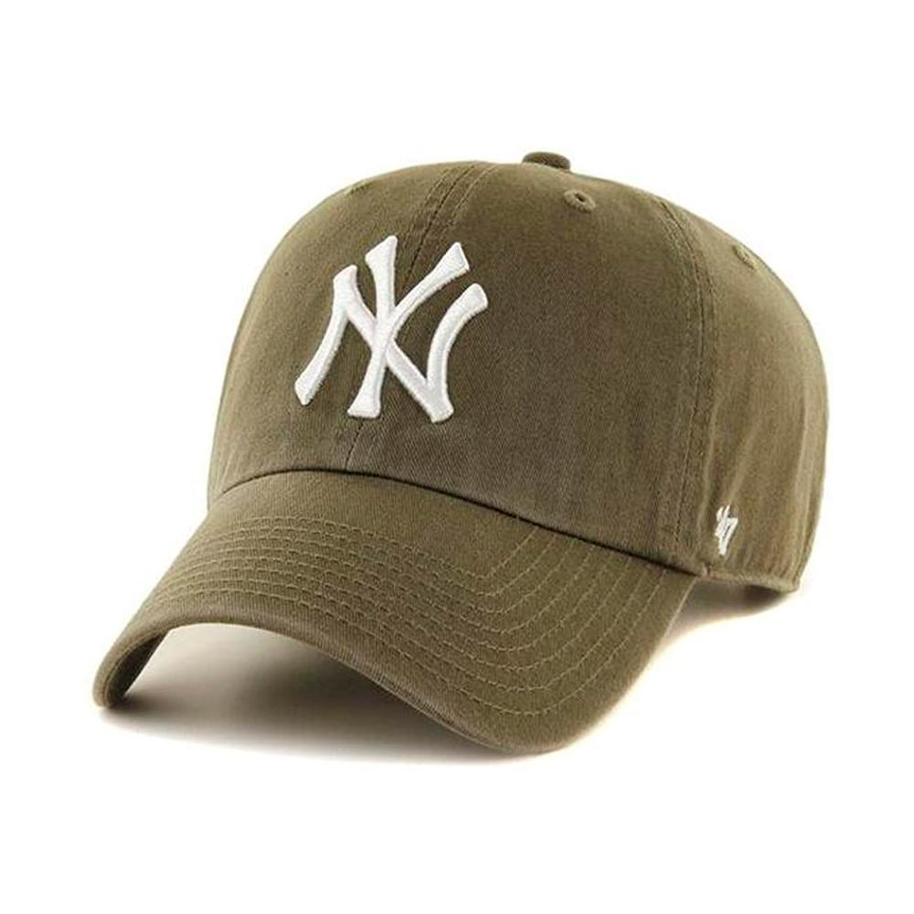 47 Brand - NY Yankees Clean Up - Adjustable - Sandalwood Olive