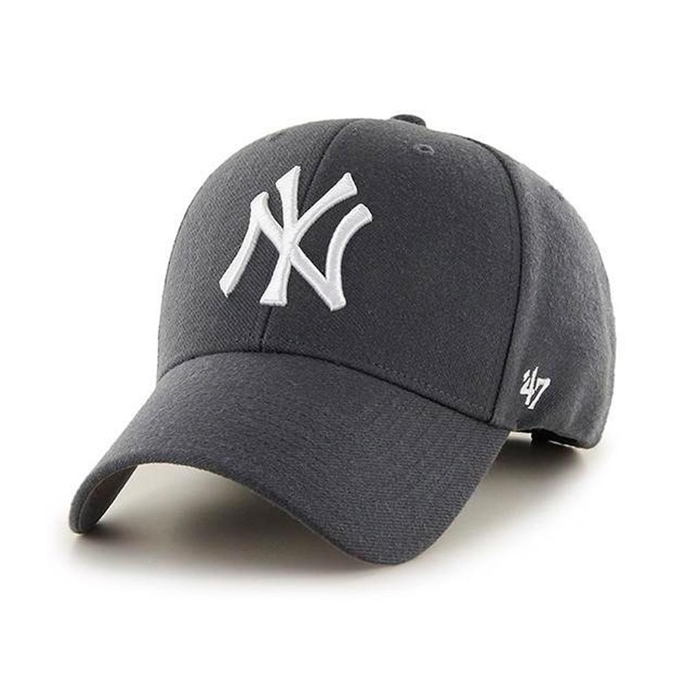 47 Brand - NY Yankees MVP - Adjustable - Charcoal