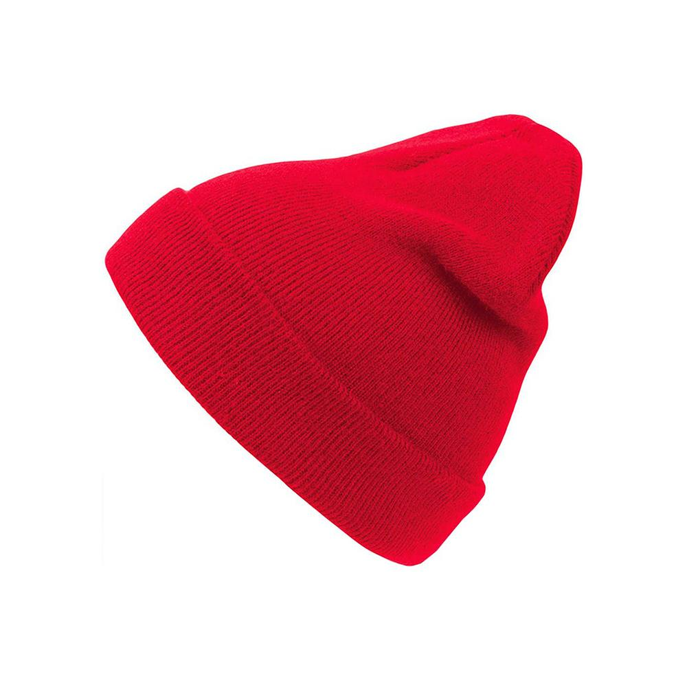 Atlantis - Fold Up - Beanie - Red