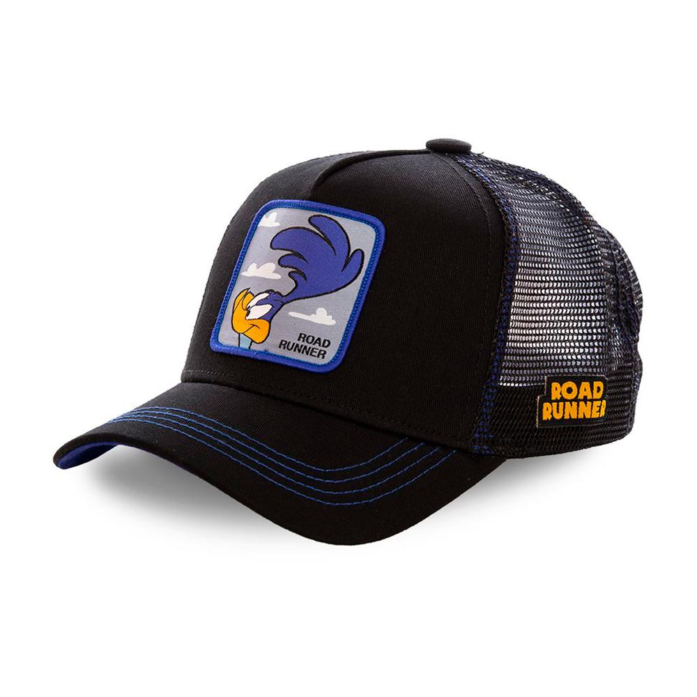 Capslab - Road Runner - Trucker/Snapback - Black