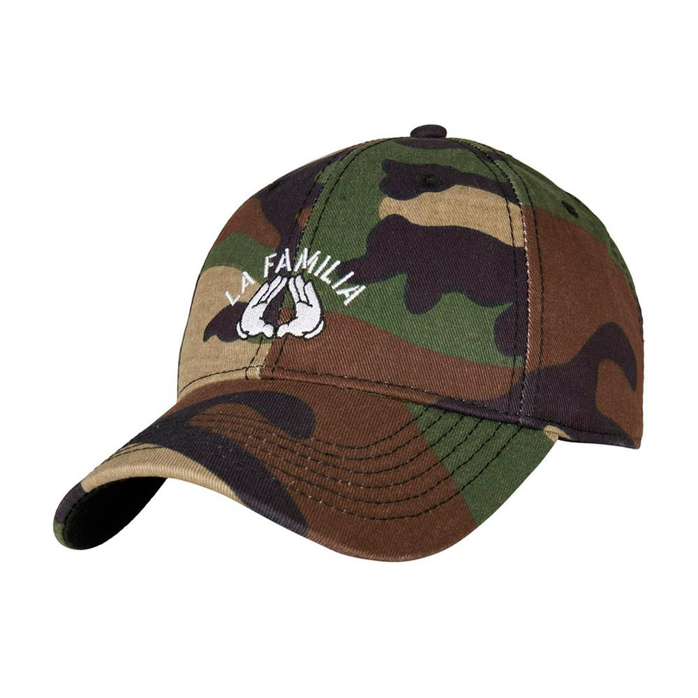 Cayler & Sons - La Familia - Adjustable - Camo