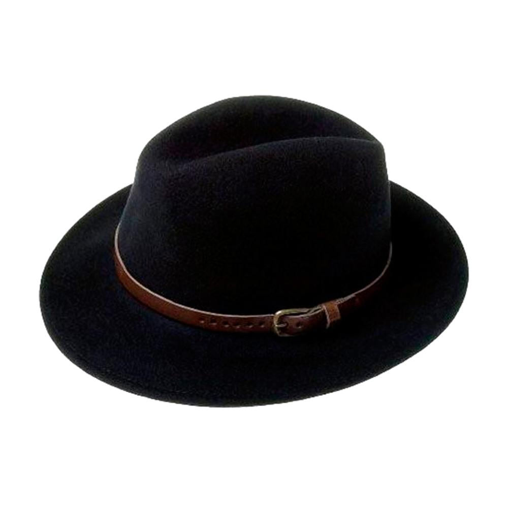 City Sport - Hillstone - Felt Hat - Black