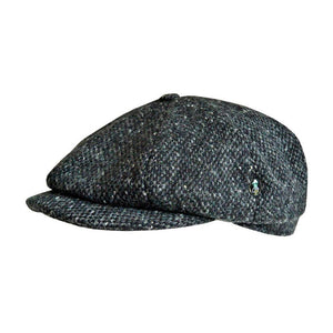 City Sport - M20 4848 - Sixpence/Flat Cap - Grey