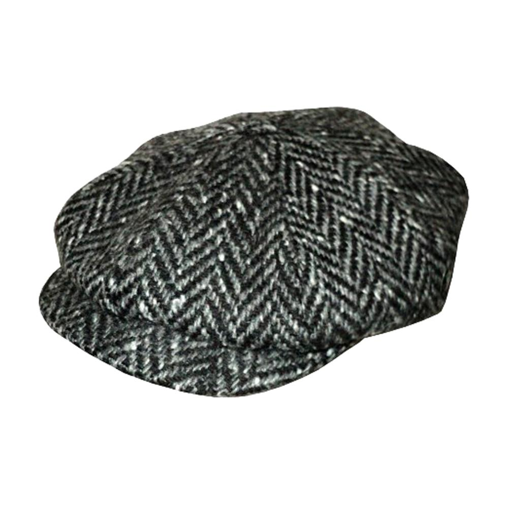City Sport - M20 4854 - Sixpence/Flat Cap - Grey