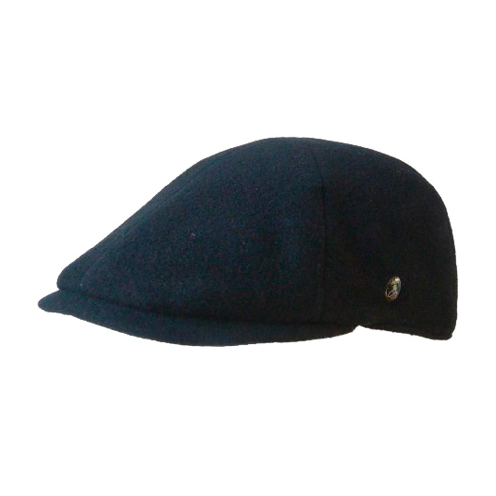 City Sport - M21 3888 - Sixpence/Flat Cap - Black