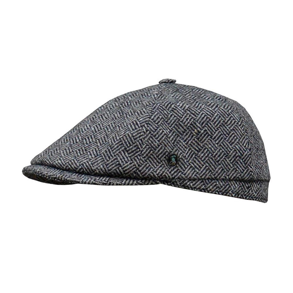 City Sport - M22 3414 - Sixpence/Flat Cap - Grey